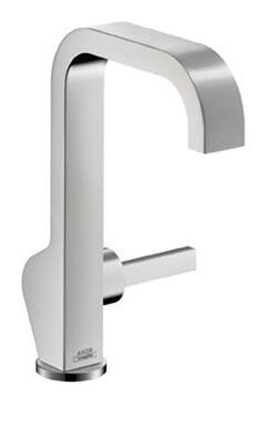 Axor 39034 Axor Citterio Bathroom Faucet Tall and Handle:
