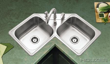 Houzer LCR3221 Kitchen Sink