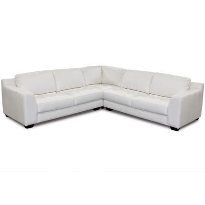 Diamond Sofa ZENSQ3PCARMSECTW  Sofa