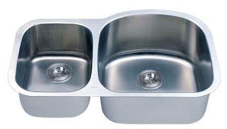C-Tech-I LI100MD Kitchen Sink