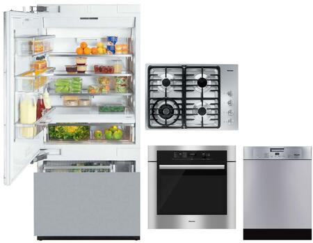 Miele 810392 Kitchen Appliance Packages