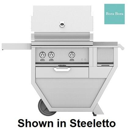 48 in. Deluxe Grill with Worktop   Bora Bora