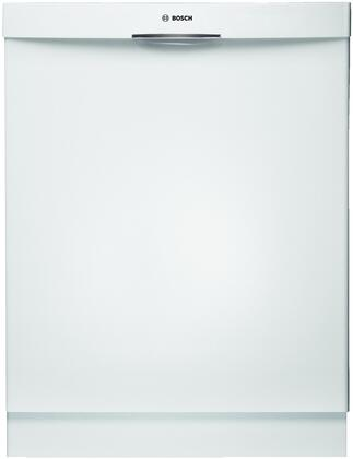 """Bosch SHE43R52UC 24"""" 300 Series Built-In Fully Integrated Dishwasher  Appliances Connection"""