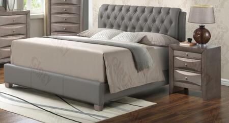 Glory Furniture G1505CKBUPN G1505 King Bedroom Sets
