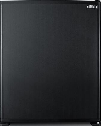 Summit MBHxB Beverage Center with x cu. ft. Capacity, Silent Operation, Adjustable Shelves, Adjustable Thermostat, Reversible Door and Door Storage, in Black