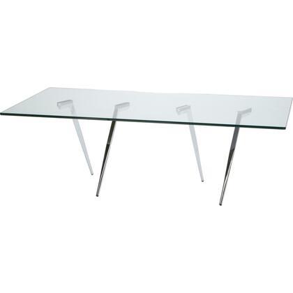 Allan Copley Designs 2080101 Contemporary Table