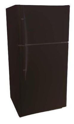 Haier PRTS21SACB  Refrigerator with 20.7 cu. ft. Capacity in Black