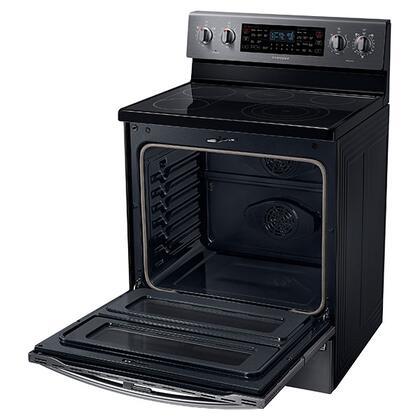 Samsung Ne59j7850wg 30 Inch Black Stainless Steel Series
