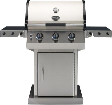 Vermont Castings VCT323SSN All Refrigerator Natural Gas Grill