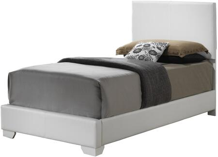 Glory Furniture G1890TBUP  Twin Size Panel Bed