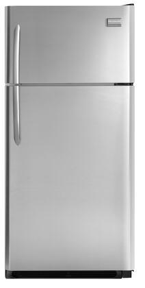 Frigidaire FGHT1846KF Gallery Series Freestanding Top Freezer Refrigerator with 18.28 cu. ft. Total Capacity 4 Glass Shelves 4.07 cu. ft. Freezer Capacity