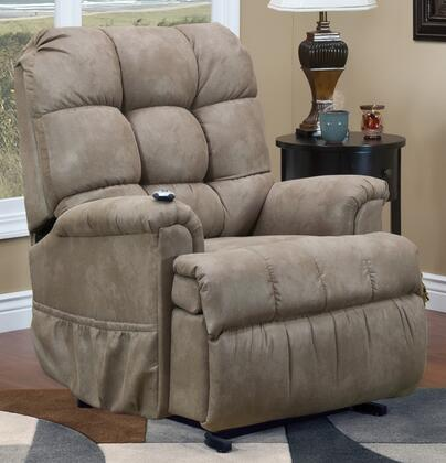 MedLift 5500STM Contemporary Fabric Wood Frame  Recliners