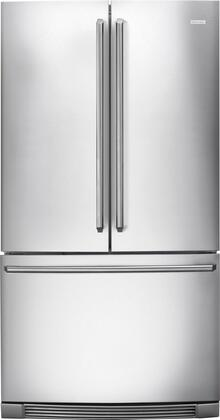 Electrolux EI27BS16JS IQ-Touch Series  French Door Refrigerator with 26.7 cu. ft. Total Capacity 4 Glass Shelves