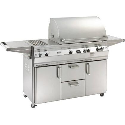 FireMagic E790S2L1P71 Freestanding Grill, in Stainless Steel