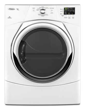 Whirlpool WGD9371YW Gas Duet Series Gas Dryer
