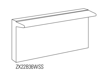 GE Monogram ZX22B36WSS