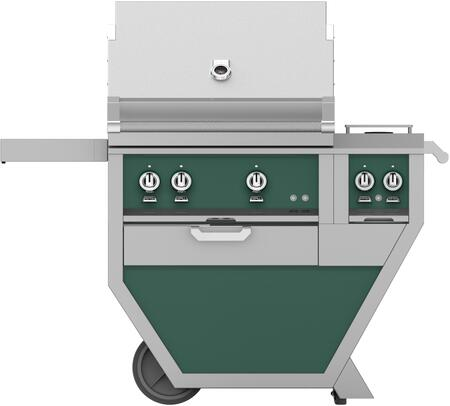 48 in. Deluxe Grill with Worktop   Grove