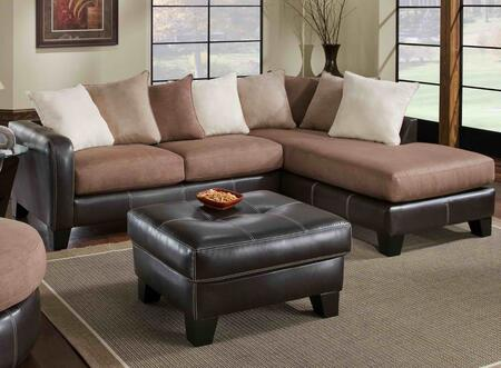Chelsea Home Furniture 75E3606167SMCO Burke Living Room Sets