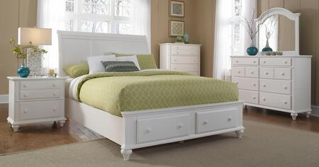 Broyhill HAYDENBEDKSET4 Hayden Place King Bedroom Sets