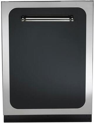 """Heartland HCDWI1BLK 24"""" Classic Series Built-In Fully Integrated Dishwasher"""