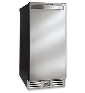 Electrolux Icon E15IM60GSS Designer Series Built-In Ice Maker with 60 lb. Daily Ice Production, 30 lb. Ice Storage, in Stainless Steel