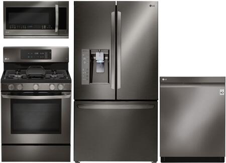 LG 692800 Kitchen Appliance Packages