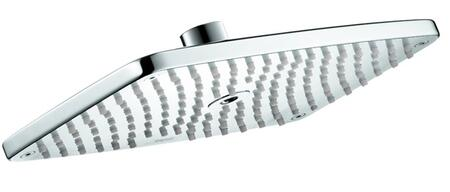 """Hansgrohe 27380 10"""" x 6"""" AIR Jet Showerhead from the Raindance E Collection:"""