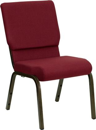 Flash Furniture XUCH60096BYGG Hercules Series Armless Fabric Metal Frame Accent Chair