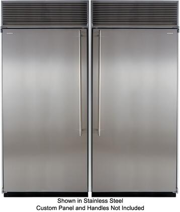 Marvel 707963 Side-By-Side Refrigerators