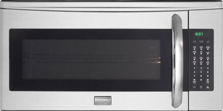 Frigidaire FGMV205KF 2.0 cu. ft. Stainless Steel Over the Range Microwave Oven with 350 CFM, 1000 Cooking Watts,