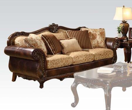Acme Furniture 50155 Remington Series Stationary Fabric Sofa