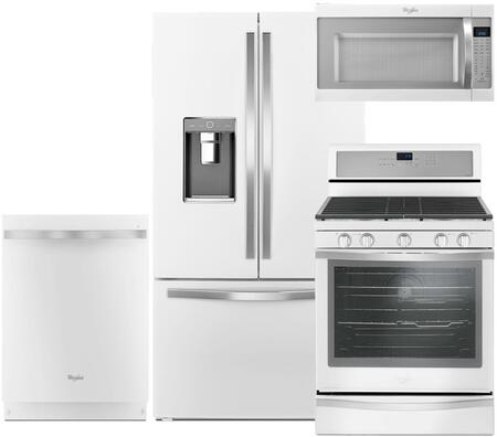 Whirlpool 739487 Kitchen Appliance Packages