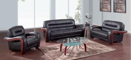 Global Furniture USA 992R2VBLSLCH Global Furniture USA Livin