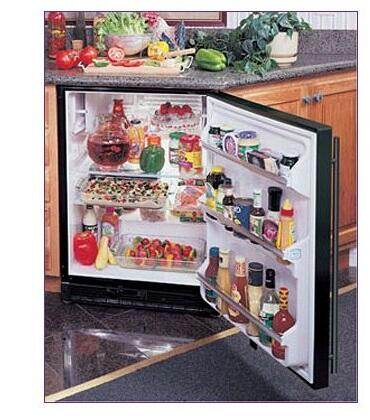 Marvel 6ARMBSFLL  Compact Refrigerator with 5.29 cu. ft. Capacity in Stainless Steel