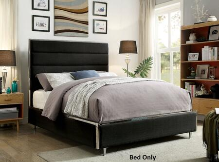 Furniture of America CM7262BKEKBED Gillian Series  Eastern King Size Bed