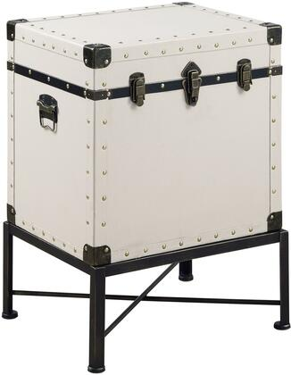 Coaster 902819 Accent Cabinets Series Table Metal None Drawers Cabinet
