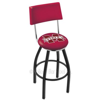 Holland Bar Stool L8B430MSSSTU Residential Vinyl Upholstered Bar Stool