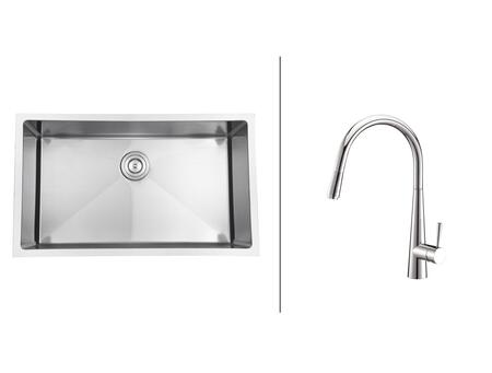 Ruvati RVC2302 Kitchen Sink