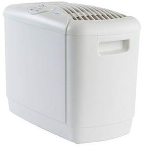 Picture of 5D6 700 Table Top Mini-Console Evaporative Humidifier with 1700 sq ft Coverage  5 Gallon Daily Output  3 Tank Capacity  4 Fan Speeds  Adjustable Humidistat