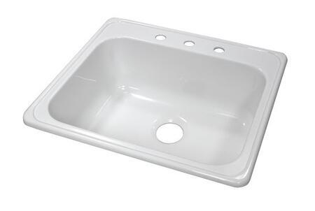 Lyons DKS01X Kitchen Sink