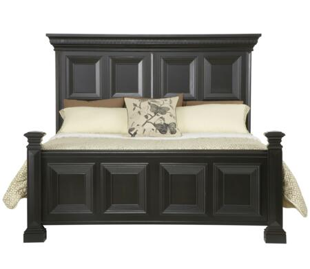 Pulaski 99317012 Brookfield Series  Queen Size Panel Bed
