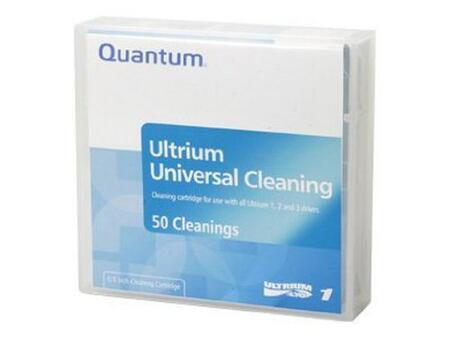 Quantum LTO Ultrium x 1 cleaning cartridge MR LUCQN 01 0