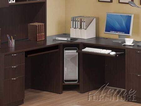 Acme Furniture 04323 Fair Oak Series Corner Desk  Desk