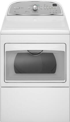 Whirlpool WGD5700XW Cabrio Series Gas Dryer, in White