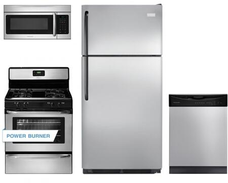 Frigidaire FG4PC30GFSTFFCSSKIT1 Kitchen Appliance Packages