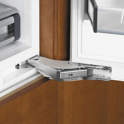 thermador t30ir800sp. thermador freedom mainview interior view hinge t30ir800sp