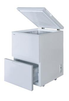 Haier LW145AW  Freezer with 5.1 cu. ft. Capacity in White
