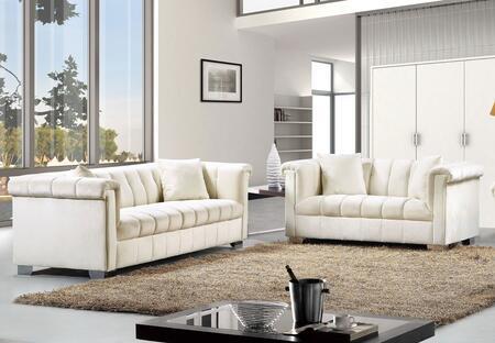 Meridian 6152PCSTLKIT4 Kayla Living Room Sets