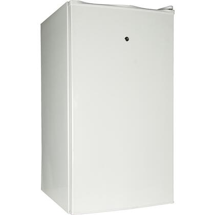 Haier HUM048EA  Freezer with 4.8 cu. ft. Capacity in White