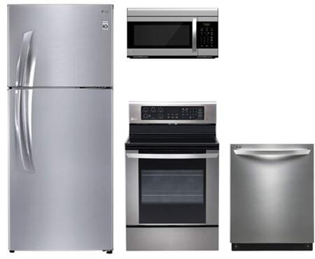 LG 742056 Kitchen Appliance Packages